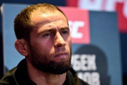 Майрбек Тайсумов покидает UFC