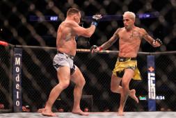 Гонорары участников турнира UFC 262