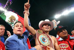 Хильберто Рамирес может провести бой против Салливана Барреры
