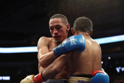 WBA временно отстранила одного из судей боя Эстрада-Гонсалес