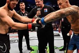 Рефери UFC Марк Годдард о наследии, награде BBC, возвращении Хабиба Нурмагомедова и Генри Сехудо и ММА на Олимпиаде