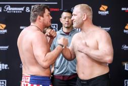 Россияне помогли турниру Bellator 225 установить рекорд, обойдя UFC