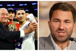 Эдди Хирн: Давайте начнем уважать боксеров
