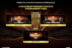 eWBSS: Мохаммед Али победил Сонни Листона в полуфинальном бою
