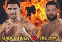 Марко Хук и Джо Джойс проведут бой 11 января