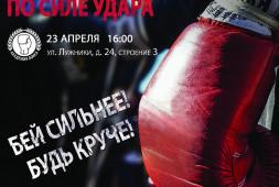 Абсолютный чемпионат по силе удара в Академии Бокса