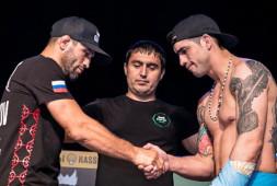 GFC 14: Дуэли взглядов участников турнира (Нурмагомедов, Завуров)