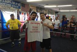 Руслан Проводников о боксе, молодежном спорте и Мэнни Пакьяо