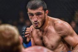 Рамазан Эмеев снят с турнира UFC Fight Night 190