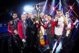 Россияне завоевали семь золотых медалей на чемпионате мира по ММА