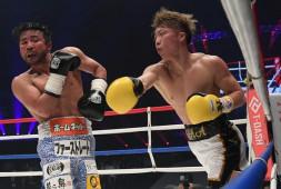 Наоя Иноуэ провел показательный бой с Дайго Хигой