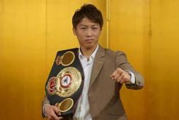 Наоя Иноуэ в третий раз подряд признан Боксером года в Японии