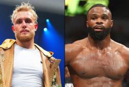 По сообщениям видеоблогер Джейк Пол проведет следующий бой против бывшего чемпиона UFC Тайрона Вудли