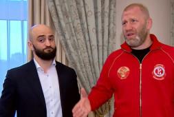 Яндиев извинился перед Харитоновым: Ты меня прости за то, что я не сдержался