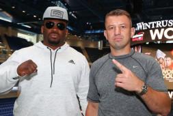 Джаррелл Миллер хочет выйти на Джошуа с титулом WBA