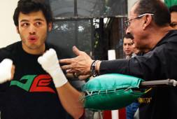 Тренер: Если Чавес не объявится, я не буду тренировать его