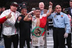 Хулио Сезар Мартинес завоевал титул WBC