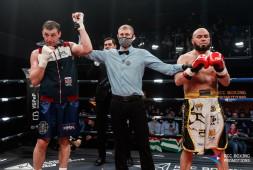 Юрий Кашинский в мае может провести бой за титул IBF