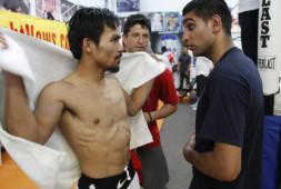 Амир Хан: Бой с Пакьяо — это просто слова