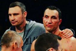 Виталий Кличко: Считаю,  что Владимир проиграл Джошуа из-за меня
