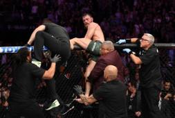 Конор Макгрегор не оплатил штраф в $50 тысяч за удар по Нурмагомедову на UFC 229