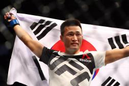 Корейский Зомби прокомментировал победу над Дэном Иге