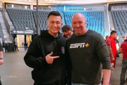 Кореец Чан Сунг Юнг может обойти Забита Магомедшарипова и первым сразиться за пояс чемпиона UFC