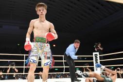 Косеи Танака отказался от пояса WBO