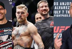 Бывшие чемпионы UFC и тренер Макгрегора рассказали, на что тратят гонорары