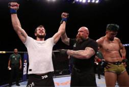 Никита Крылов вошел в топ-10 рейтинга UFC, Макгрегор поднялся на одну позицию