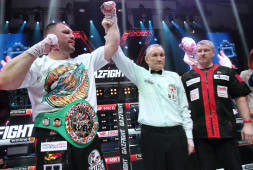 Евгений Романов проведет бой за временный титул WBC
