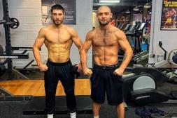 Магомед Курбанов начал подготовку к бою с Тимофеем Цзю
