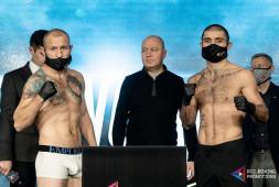 Магомед Курбанов победил Дмитрия Михайленко и вызвал на бой Тимофея Цзю