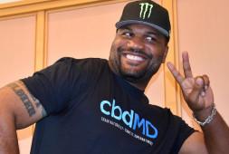 Квинтон Джексон: Не буду драться, пока мой вес не снизится до 104 килограммов
