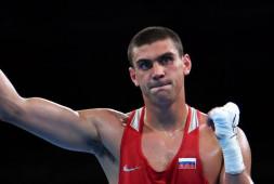 Евгений Тищенко победил Василия Левита и завоевал золото