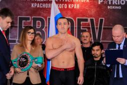 Денис Лебедев заявил, что не будет продолжать карьеру (видео)