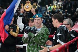 Денис Лебедев может завершить карьеру после защиты титула