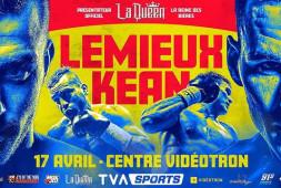 Давид Лемье проведет бой 17 апреля с Робертом Талареком
