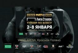 Итоги новогоднего турнира по боксу в Сочи