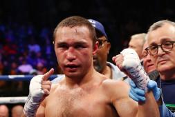 Бой Сергея Липинца в мае будет отложен
