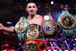Теофимо Лопес стал боксером года по версии Boxing Scene