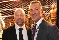 Стоимость компании UFC увеличилась на один миллиард долларов за один год