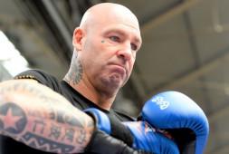 Лукас Браун готовится к бою против Апти Давтаева