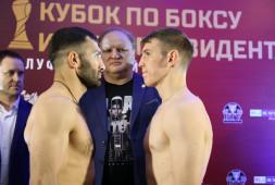 Александр Иванов: Тамразян — воин, наш бой будет самым интересным во всем вечере