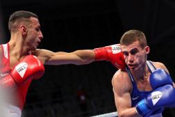 Габил Мамедов одержал яркую победу на чемпионате России