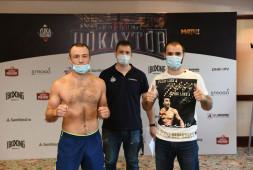 Хусейн Байсангуров и Евгений Шведенко одержали победы