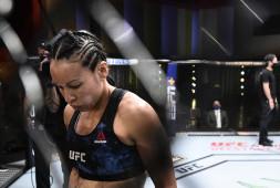 Марион Рено прокомментировала предстоящий бой с Мишей Тейт