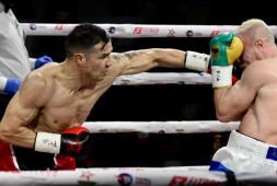 Серхио Мартинес победил Юсси Койвулу