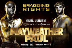 Бой Флойда Мейвезера и Логана Пола состоится 6 июня