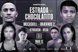 Матч-реванш между Сесилией Брекхус и Джессикой Маккаскилл состоится 13 марта